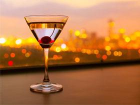 蔓越柯林 (cranberry-collins)鸡尾酒配方