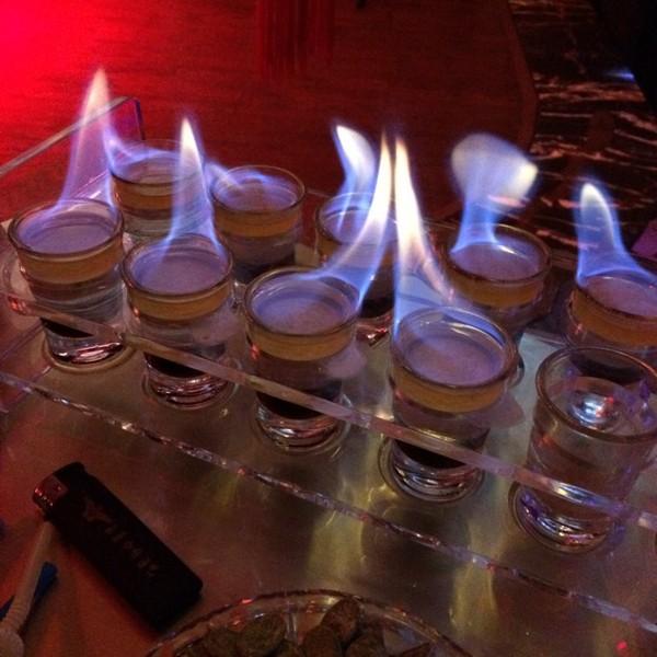 常用的几种调酒方法(三)