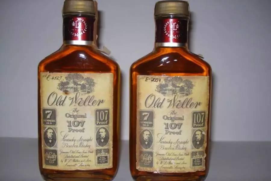 威廉罗伦古典风华波本威士忌(Old Weller Antique Bourbon)介绍