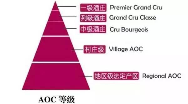 AOC等级