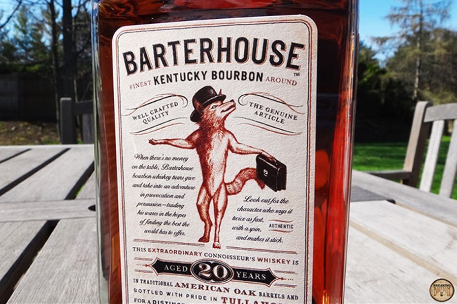 Orphan Barrel Barterhouse 20-Year-Old Bourbon