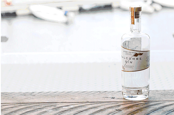 Salcombe Distilling Co Start Point Gin
