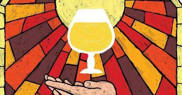 精酿啤酒的大门