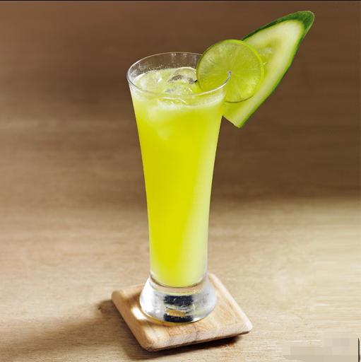 如果你送我一个菠萝,我会怎么喝?